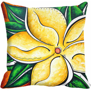 meSleep Flower 3D Cushion Cover (16x16)