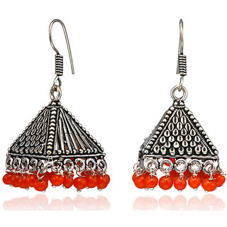 Saffron Craft Earring