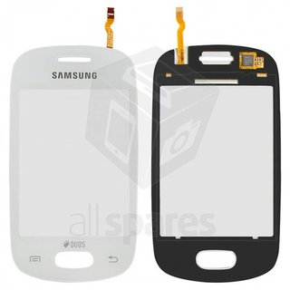 Touch Screen for Samsung Galaxy Star S5282 with dual SIM  White available at ShopClues for Rs.985
