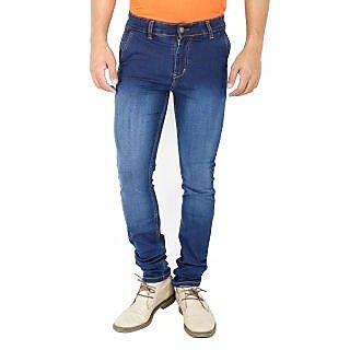 Stylox Dark Blue Silky Jeans 3.4