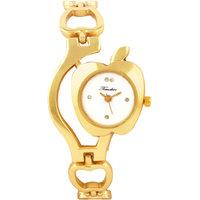 Timebre Bold Women Gold Apple Watch