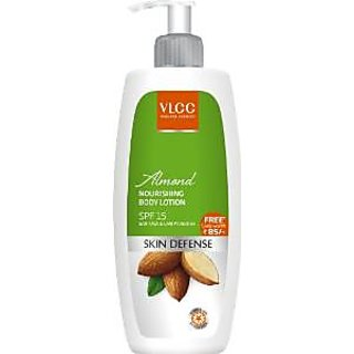 VLCC Almond Nourishing Body Lotion Price Off Rs 25 (New Launch)