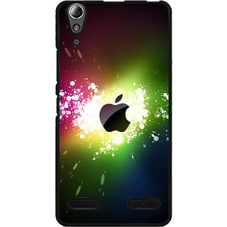 Instyler Digital Printed Back Cover For Lenovo A6000 Plus LENA6000PDS-10003