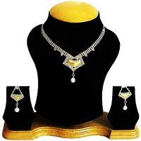 Pari Ad Necklace Setey-106 (Golden)
