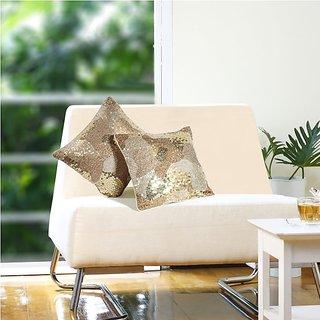 Eyda Glamour Sequin Cushion Cover (8906028301117)