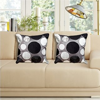 Eyda Ribbon Spot Cushion Cover (8906028302206)