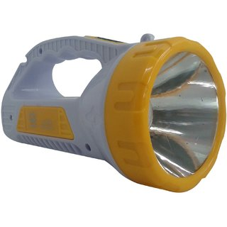 VRCT Handy Torch With Led Rechargable Emergency Light JA 1958