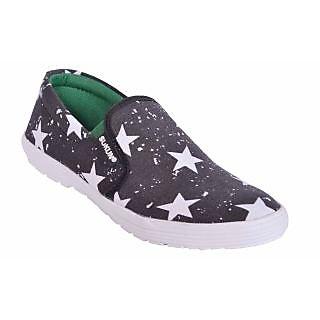 Sukun Black Casual Shoe