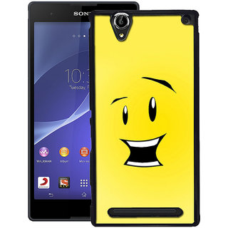 Instyler Digital Printed Back Cover For Sony Xperia T2 SonyT2Ds-10031