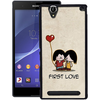 Instyler Digital Printed Back Cover For Sony Xperia T2 SonyT2Ds-10051