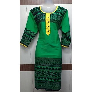 Ladies Garments Mainly Cotton kurti