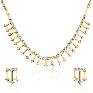 Oviya Enigmatic Rendition Necklace Set