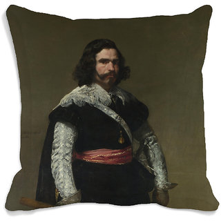 meSleep Man 3D Cushion Cover (16x16)
