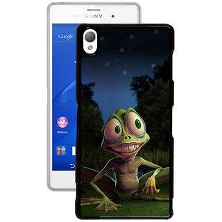 Instyler Digital Printed Back Cover For Sony Xperia Z3 SonyZ3Ds-10035