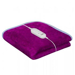 Akash Ganga Pink Warmland Electric Single Bed Warmer (AEB05)