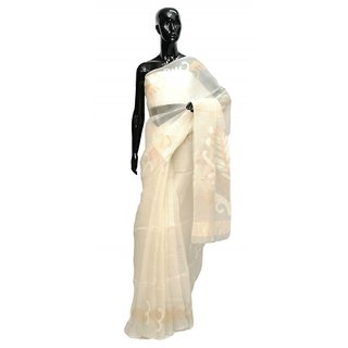 Bengol handloom muslin silk sarees