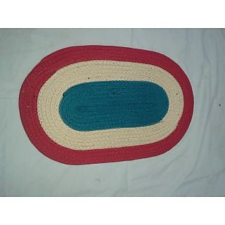 Akash Ganga Multi-Coloured Door Mat (M29)