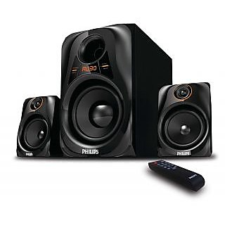 Philips MMS 2560F 2.1 multimedia speaker