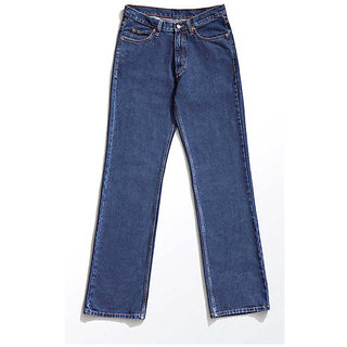 RKJ Blue Casual Cotton Jeans