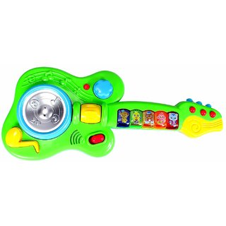Planet Of Toys Baby Lights  Music Guitar