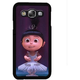 Instyler Digital Printed Back Cover For Samsung Galaxy J5 SgJ5Ds-10060