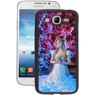 Instyler Digital Printed Back Cover For Samsung Galaxy Mega 5.8 SgM5.8Ds-10021