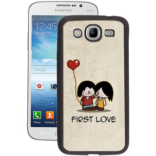 Instyler Digital Printed Back Cover For Samsung Galaxy Mega 5.8 SgM5.8Ds-10051