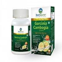 Garcinia Cambogia Extract (60 HCA), 500mg