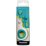 Panasonic-Stereo Insidephones for Ipod / MP3 player (RP-HV41GU-A)