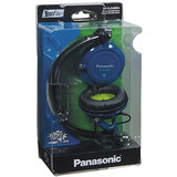 Panasonic DJ Style Headphones S For Ipod / MP3 Player (RP-DJS400AEA)