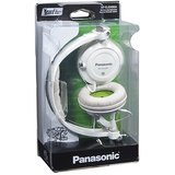 Panasonic DJ Style Headphones S For Ipod / MP3 Player (RP-DJS400AEW)