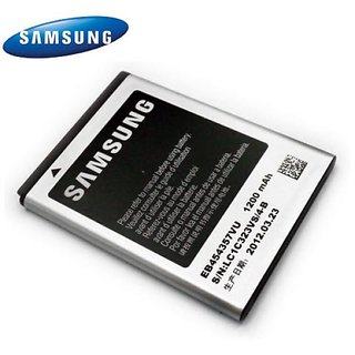 100 Original Samsung Battery For Galaxy Y S5360 i509 1200 mAh EB454357VU available at ShopClues for Rs.400