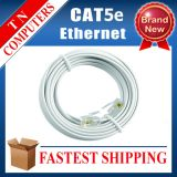 20m Length Ethernet Patch Cord Cat5e Rj45 Lan Straight Cable