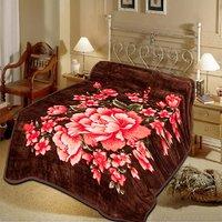 Sparkk Premium Single Bed Mink Blanket (MBLM10MINKSB13)