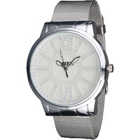 Oura White Dial Party-Wedding WIWCH-124 Metal Watch For Women