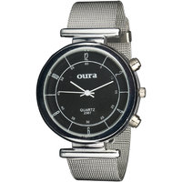 Oura Black Dial Party-Wedding WIBCH-129 Metal watch For Women