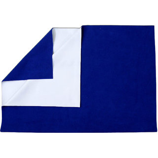QUICK DRYING SHEET / MAT - FEEL DRY XTRA LARGE - ROYAL BLUE
