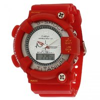 Evelyn RG-058 Analog Watch - For Boys
