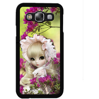 Instyler Digital Printed Back Cover For Samsung Galaxy E7 SgE7Ds-10020