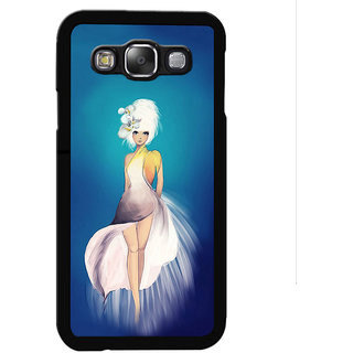 Instyler Digital Printed Back Cover For Samsung Galaxy E7 SgE7Ds-10068