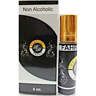 Fahrenhite-Essential Oil 8Ml Non-Alcoholic Attar-Essential Oil