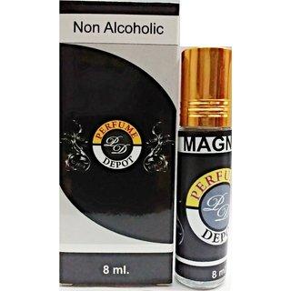 Magnet-Essential Oil 8Ml Non-Alcoholic Attar-Essential Oil