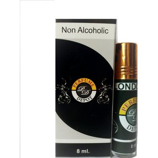 London-Essential Oil-Attar-Non Alcoholic