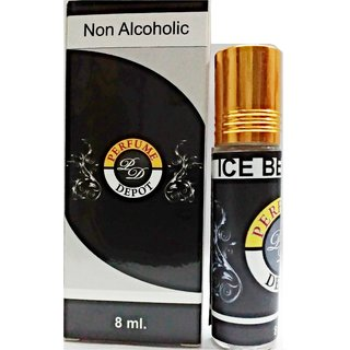 Ice Berg-Essential Oil 8Ml Non-Alcoholic Attar-Essential Oil