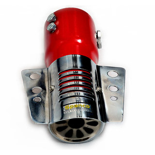 Takecare Red Rocket Silencer Only(Small And Medium Car) For Honda Brio