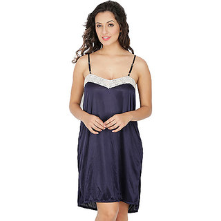 Klamotten Navy Babydoll Intimate Wear