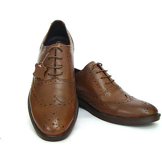 Brogue Shoes For Men Brown
