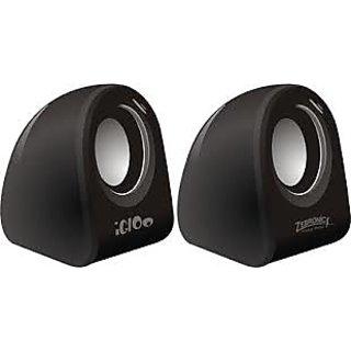 Zebronics Speaker 2.0 - Igloo Black