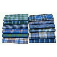 Super Cotton Lungi for Daily Usage(Smooth Processed)2 meters aprx