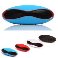 WIRELESS BLUETOOTH PORTABLE SPEAKER SYSTEM,FM,TF CARD,USB,MIC FOR MOBILES